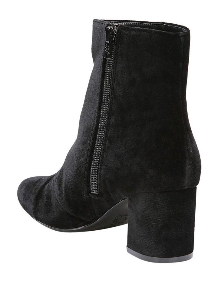 Westing Black Velvet Boot image 3
