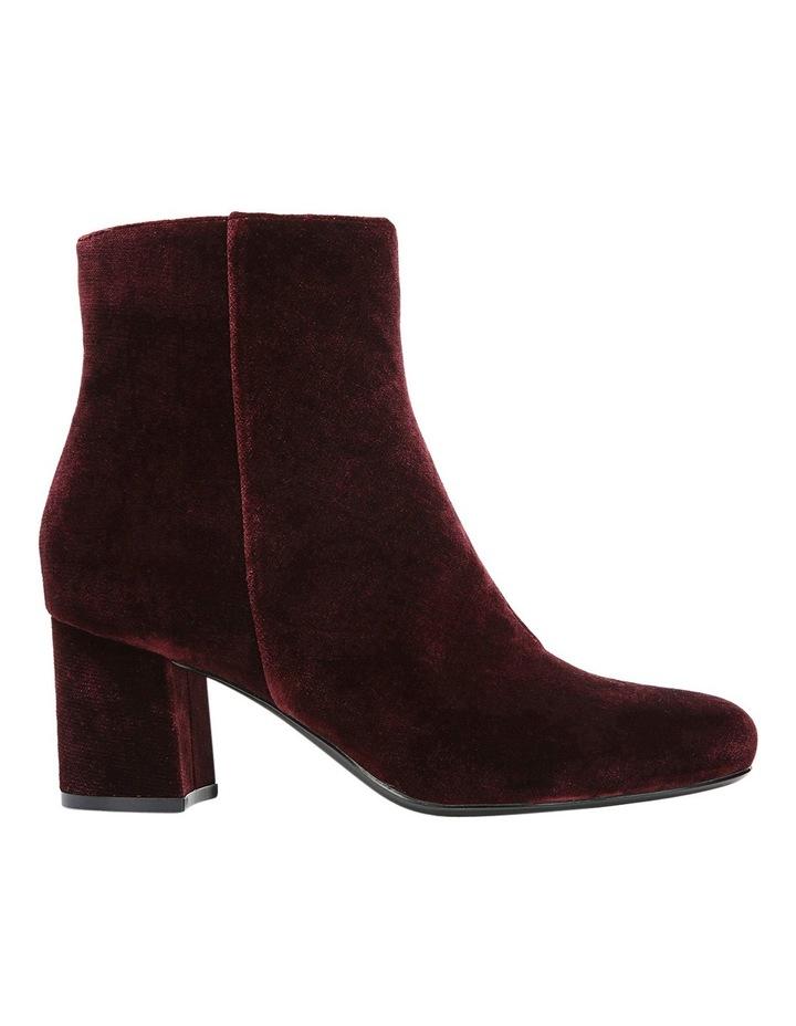 Westing Bordo Velvet Boot image 1