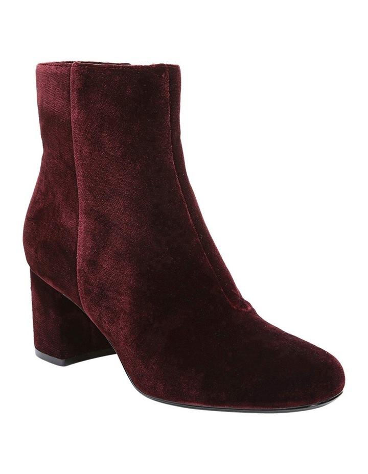 Westing Bordo Velvet Boot image 2