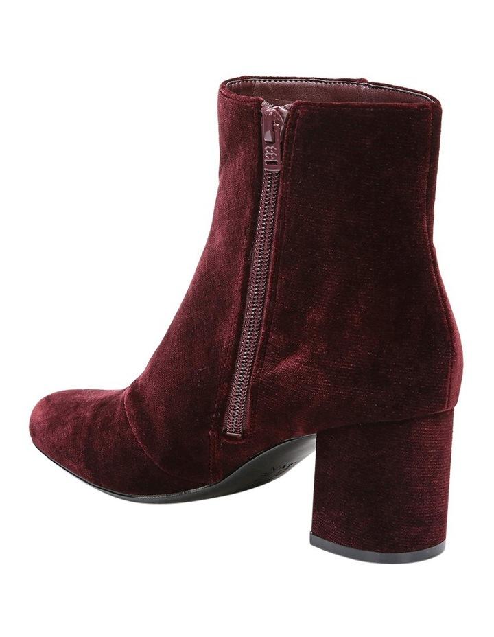 Westing Bordo Velvet Boot image 3
