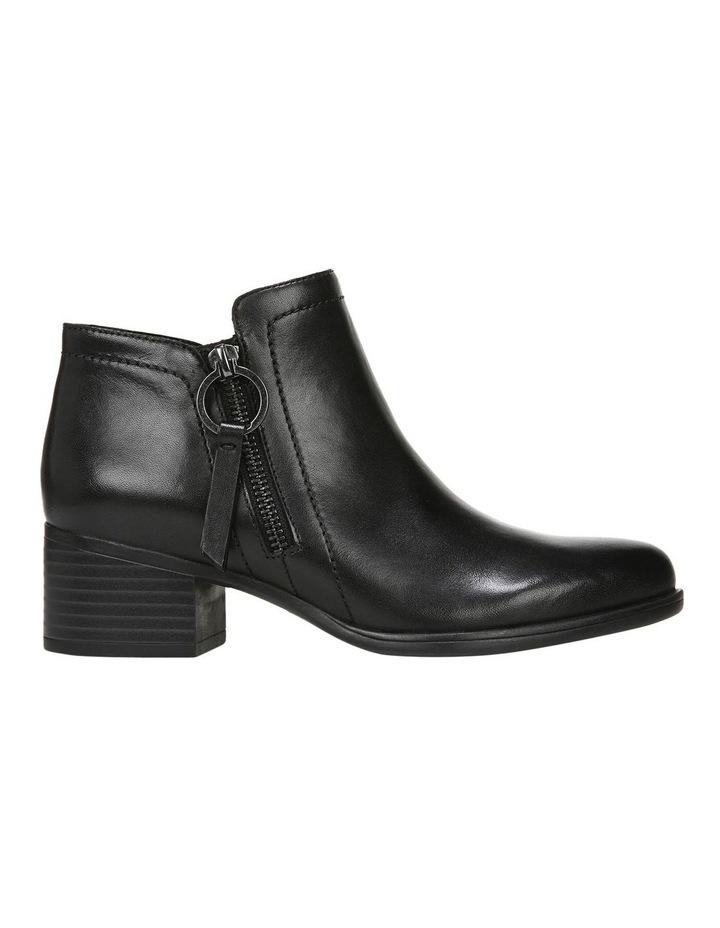 Denali Black Ankle Boot image 1