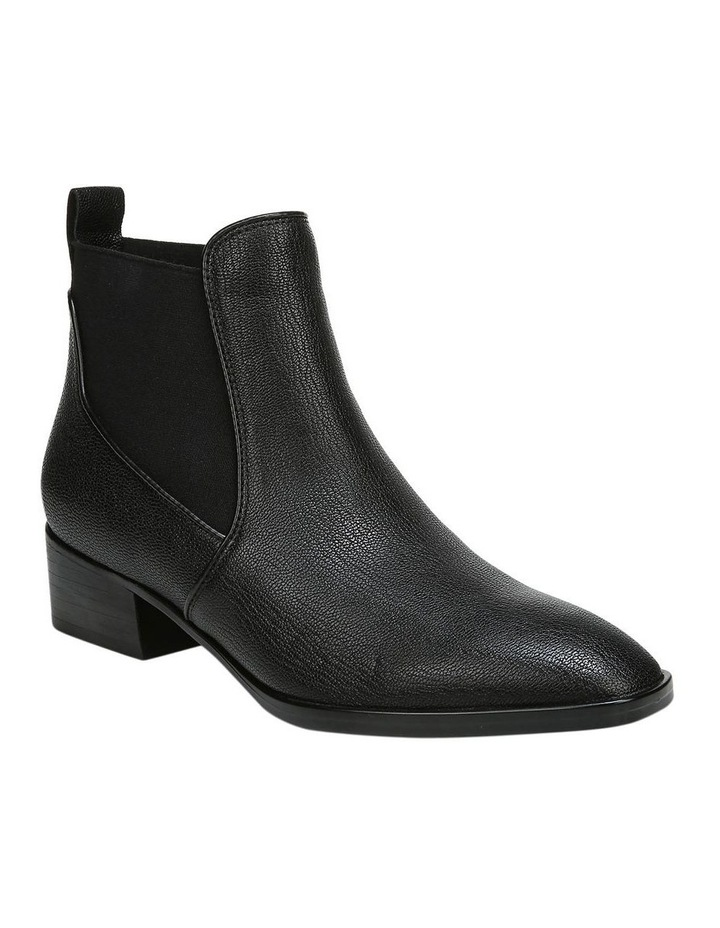 Black Ankle Boot image 2