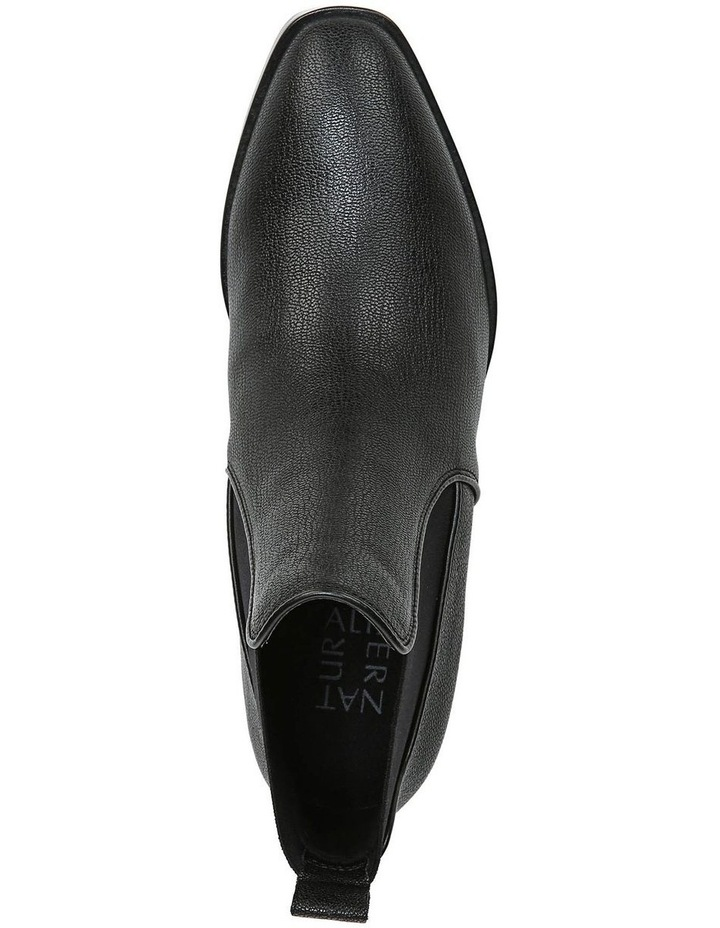 Black Ankle Boot image 4