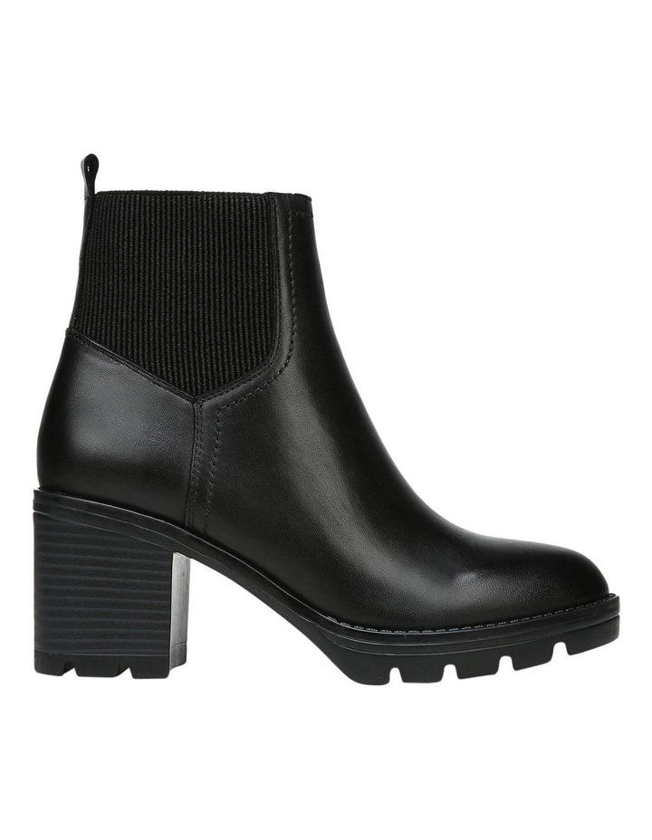 Verney Black Ankle Boot image 1