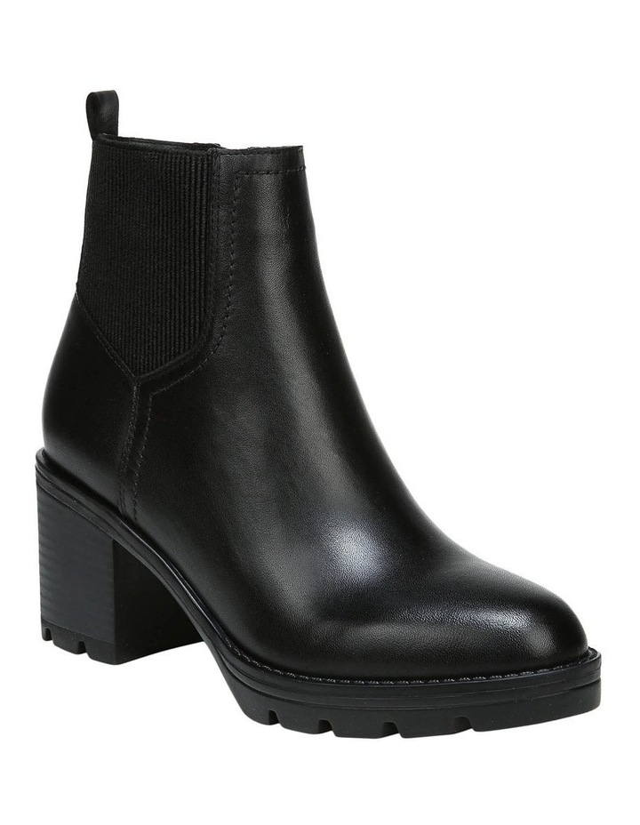 Verney Black Ankle Boot image 2