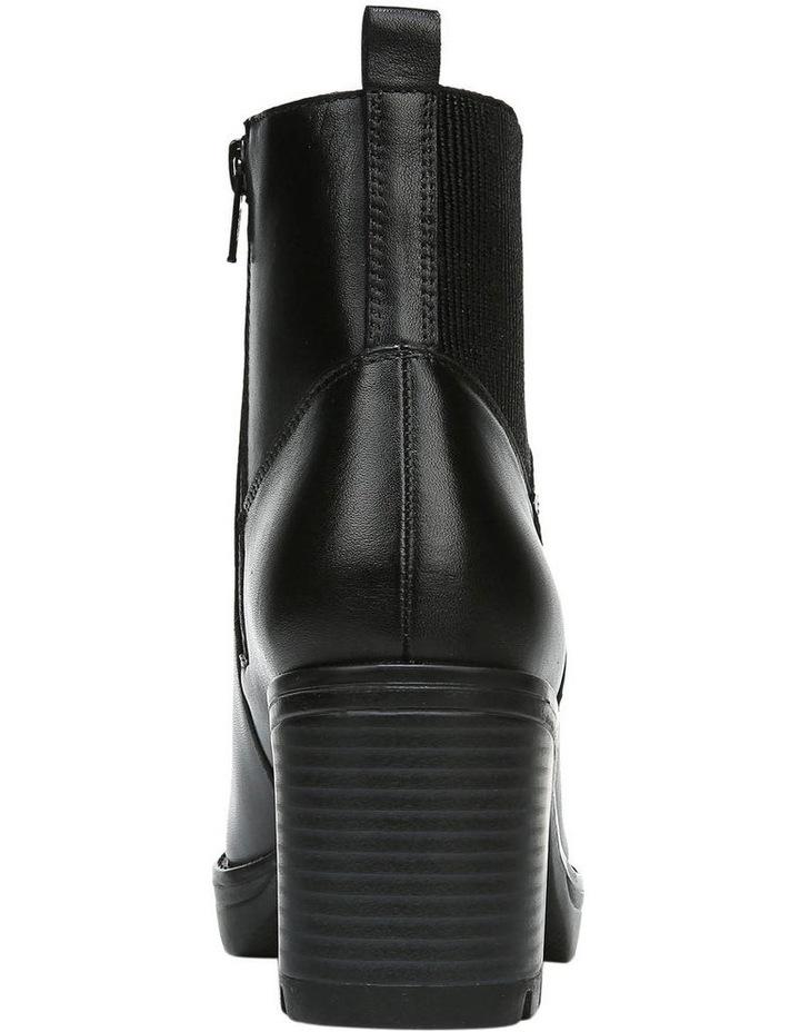 Verney Black Ankle Boot image 3