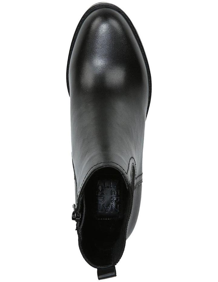 Verney Black Ankle Boot image 4