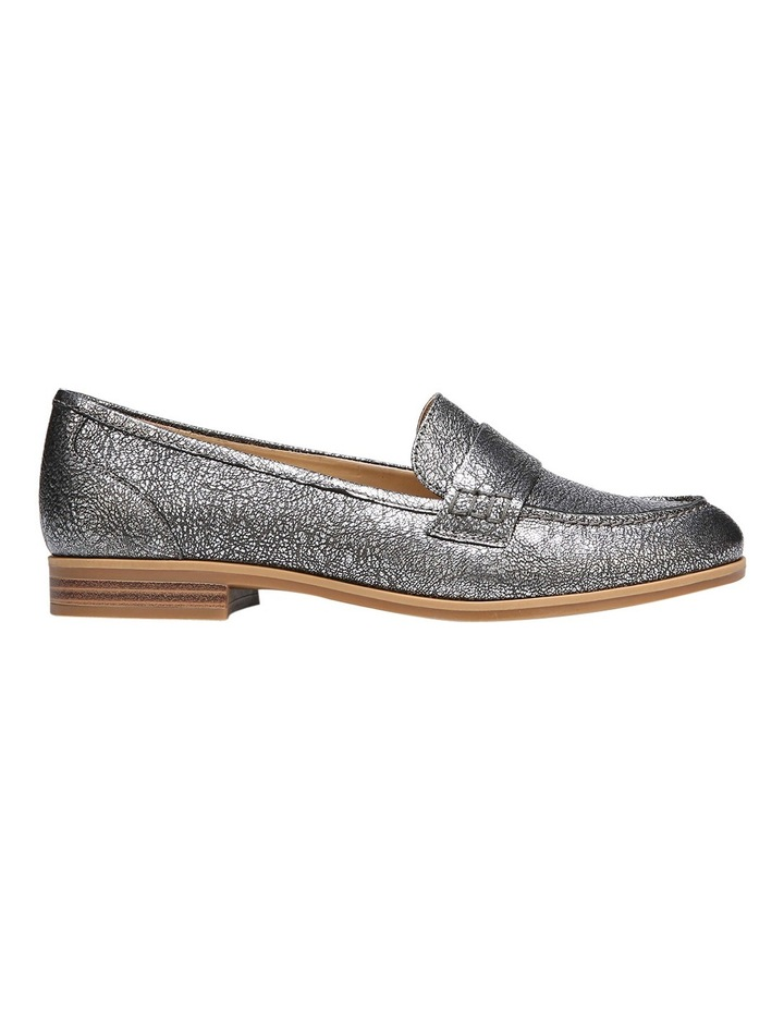 Veronica Silver Loafer image 1