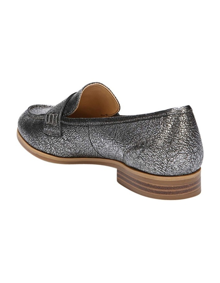 Veronica Silver Loafer image 3