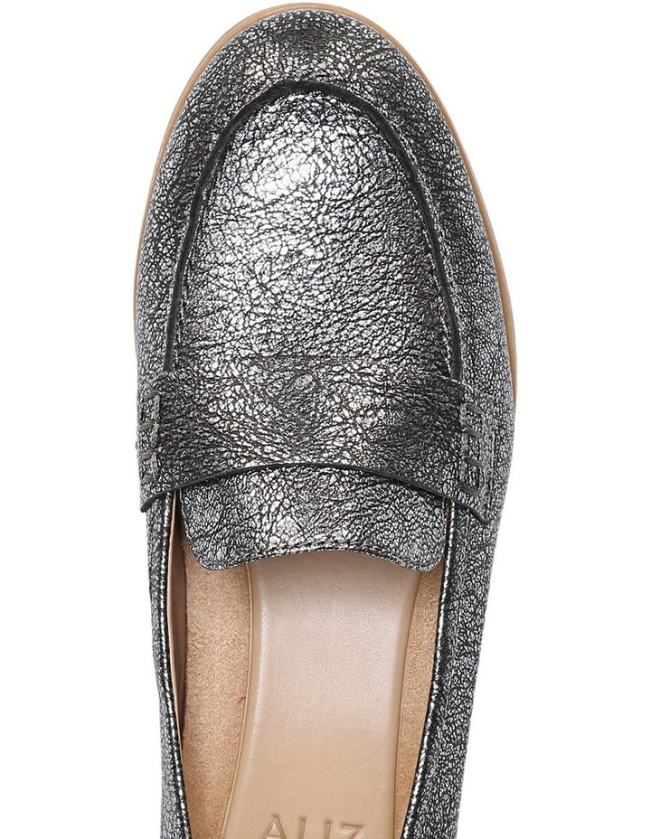 Veronica Silver Loafer image 4