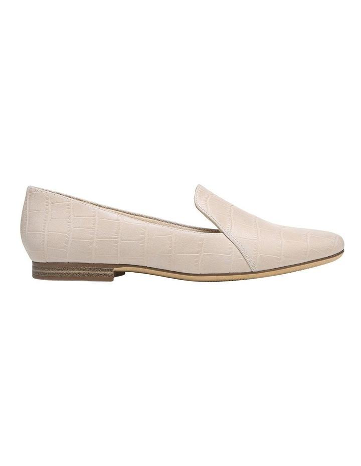 Emiline Soft Marble Croc Flat Shoe image 1