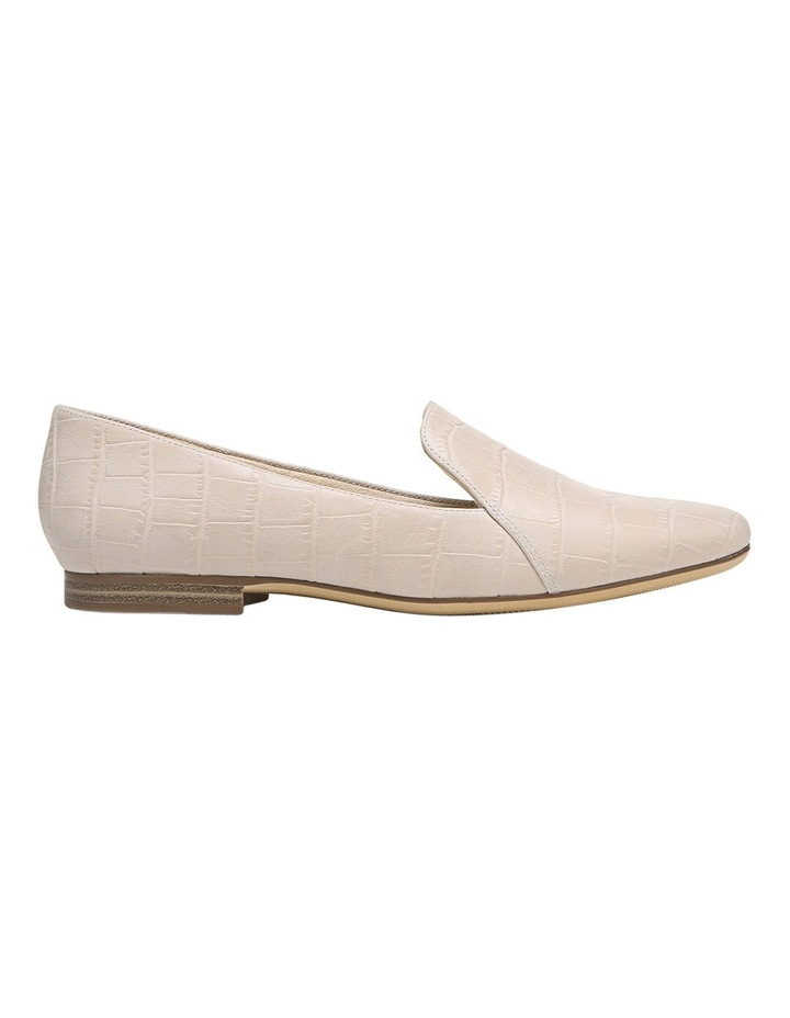 Emiline Soft Marble Croc Flat Shoe image 2