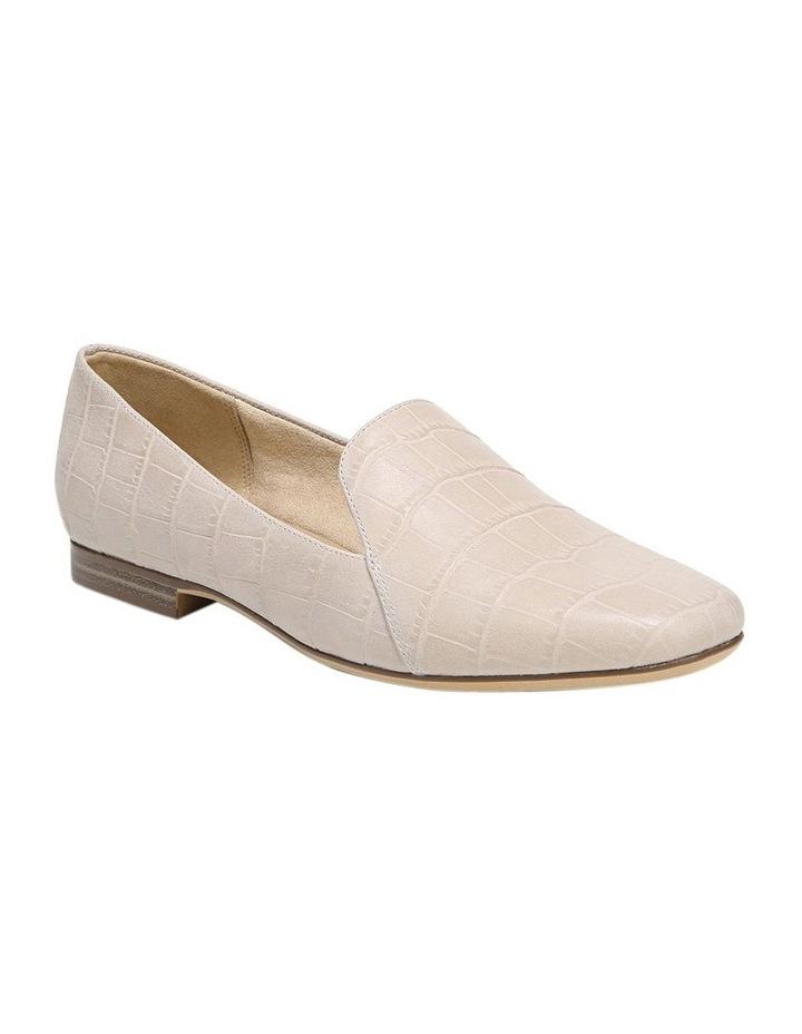 Emiline Soft Marble Croc Flat Shoe image 3