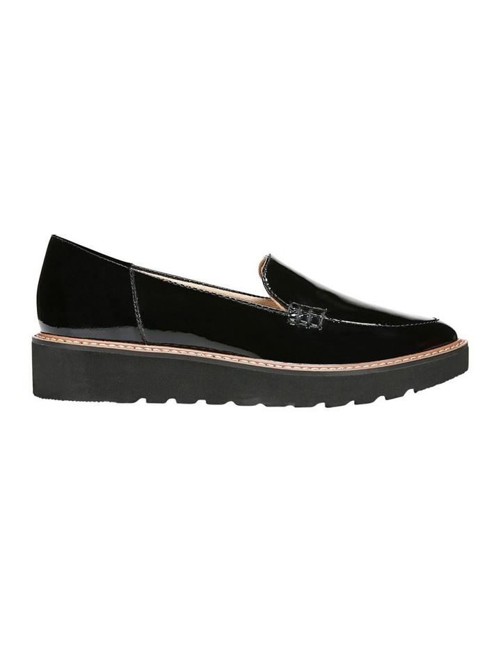 0219e2564fa Andie Black Patent Flat Shoe image 1