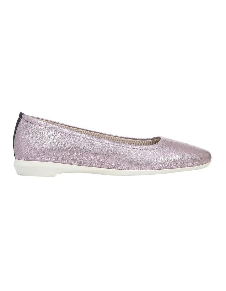 Alya Lavender Flat Shoes image 1