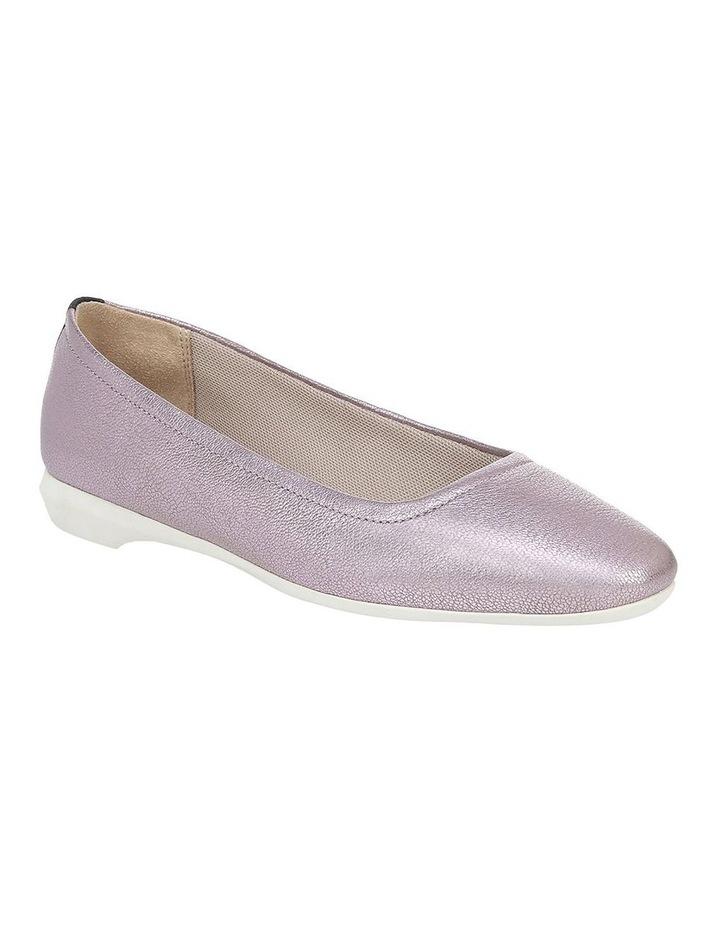 Alya Lavender Flat Shoes image 2