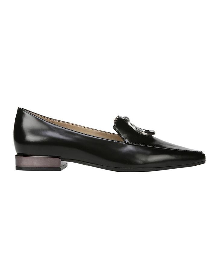 Corrine Black Flat Shoes image 1