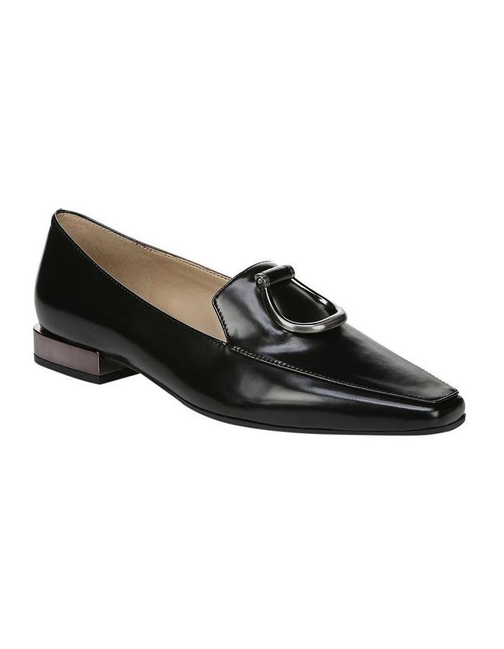 Corrine Black Flat Shoes image 2
