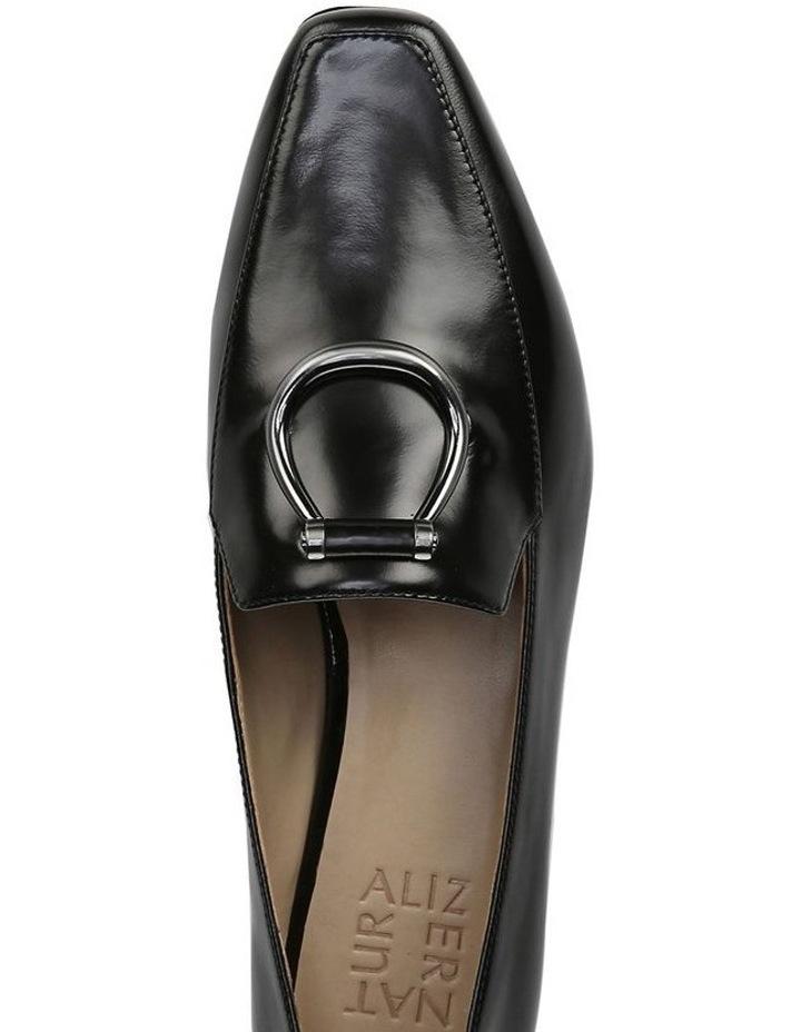 Corrine Black Flat Shoes image 4