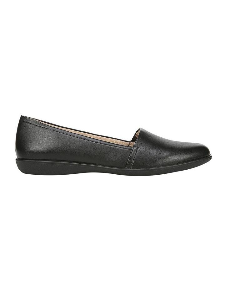 Forrest Black Flat Shoes image 1