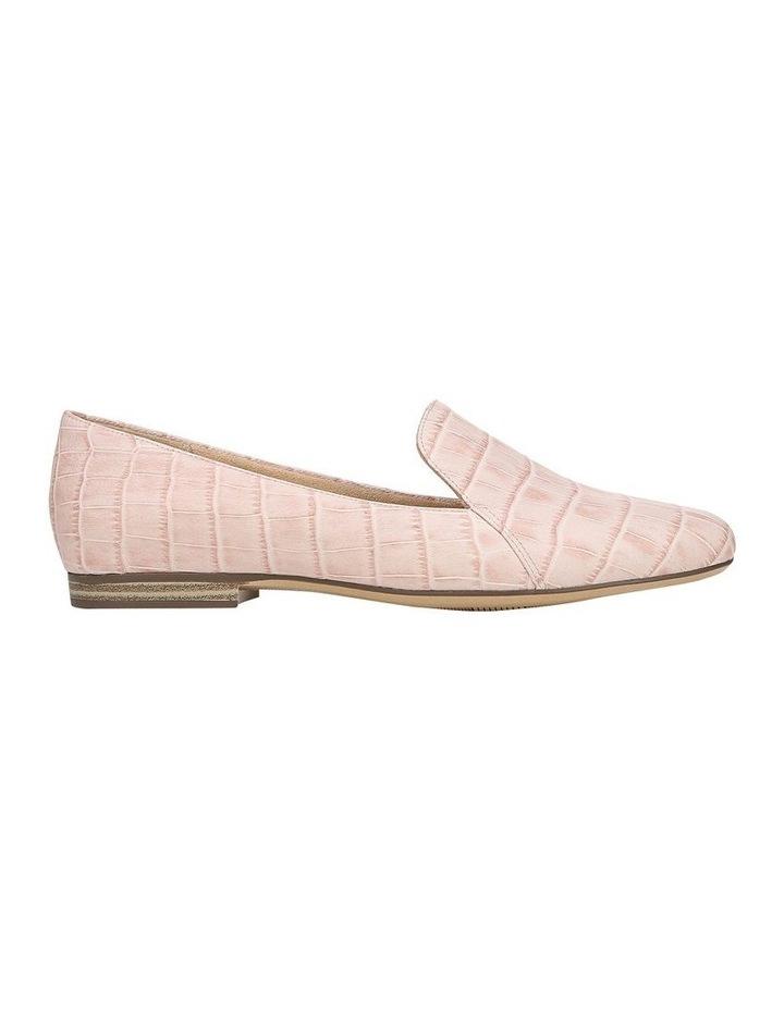 Emiline Flat Shoe Rose Croc image 1