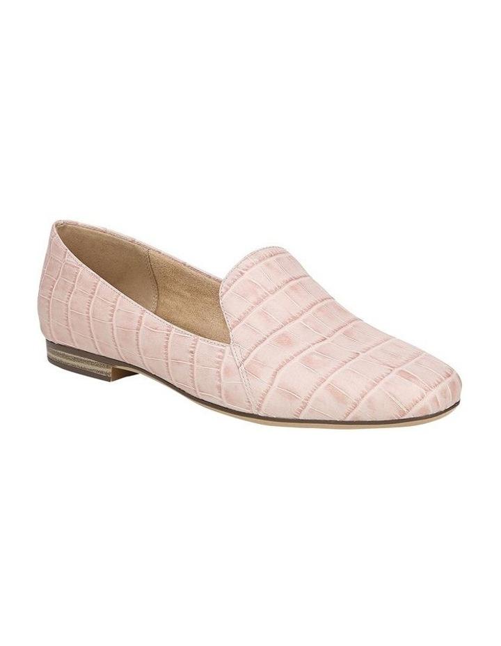 Emiline Flat Shoe Rose Croc image 2