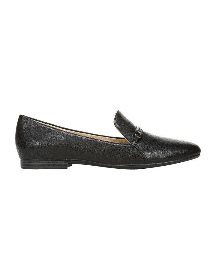 Endear Flat Shoe Black image 1