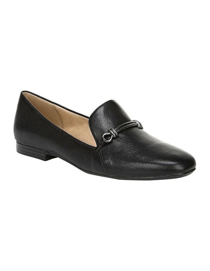 Endear Flat Shoe Black image 2