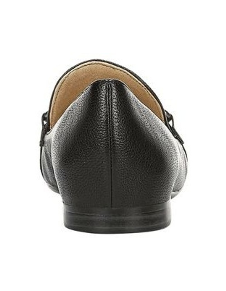 Endear Flat Shoe Black image 3