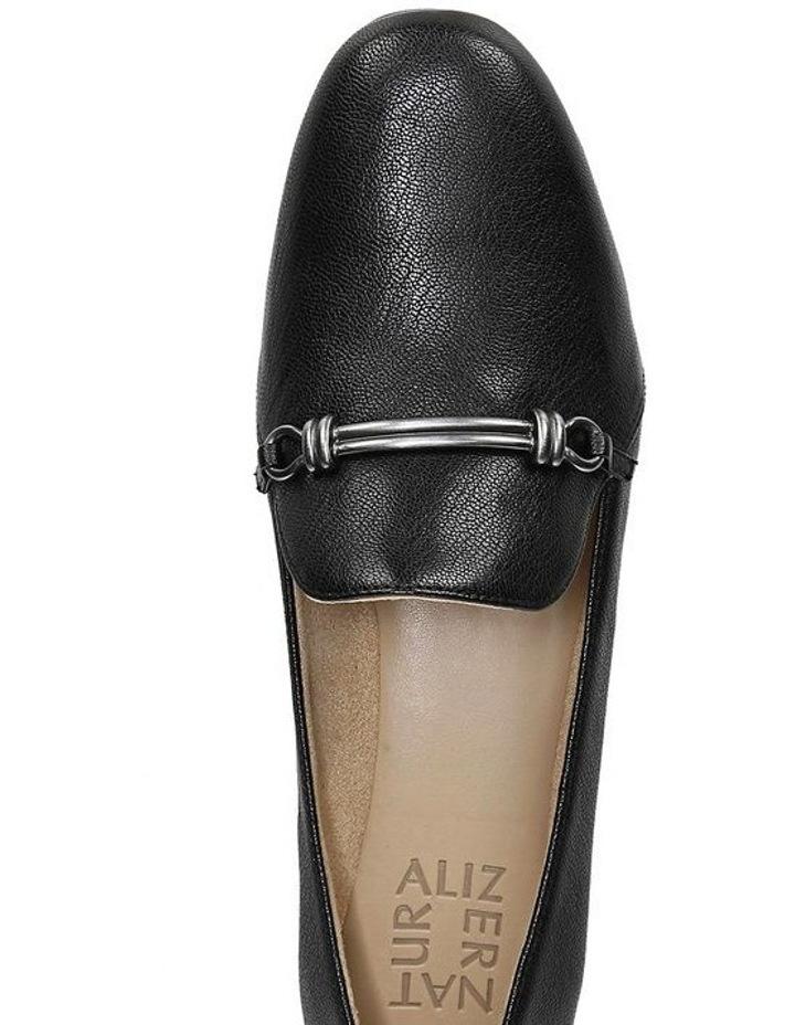 Endear Flat Shoe Black image 4