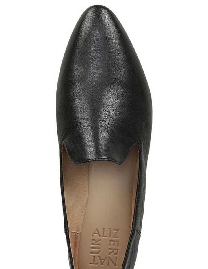 Lorna Flat Shoe Black image 4