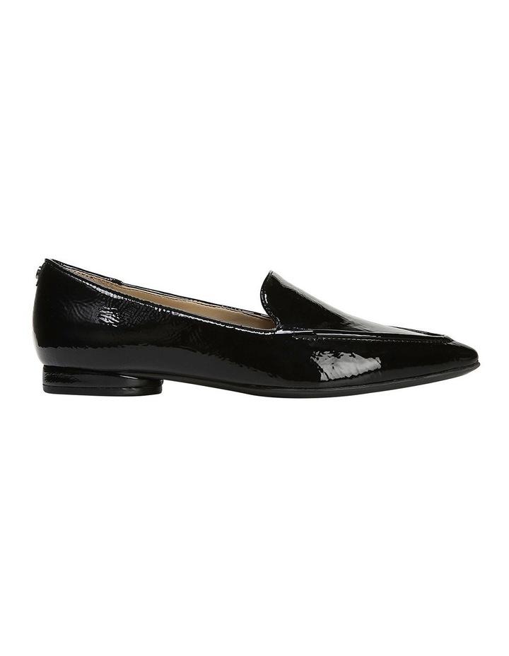 Haines Black Patent Flat Shoe image 1