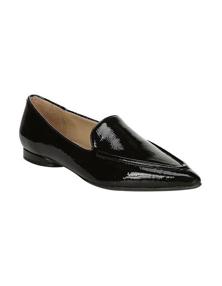 Haines Black Patent Flat Shoe image 2