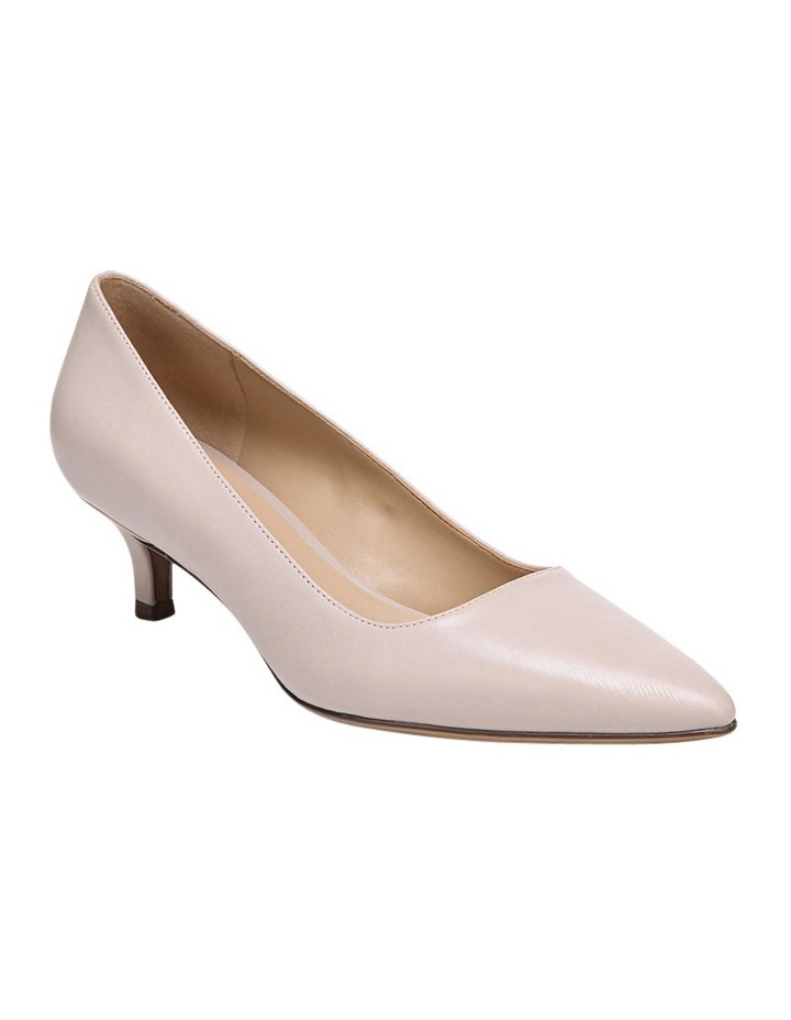 Pippa Soft Marble Leather Pump image 2