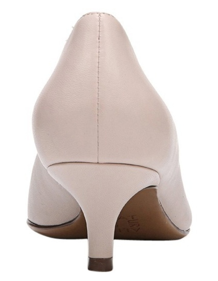 Pippa Soft Marble Leather Pump image 3