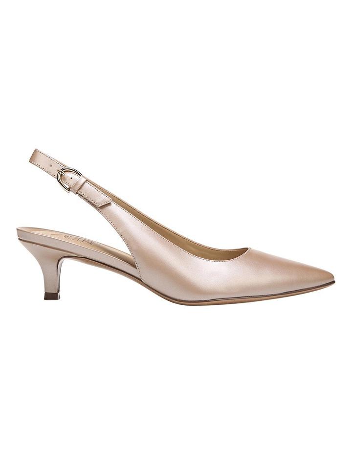 Peyton Latte Heeled Shoes image 1