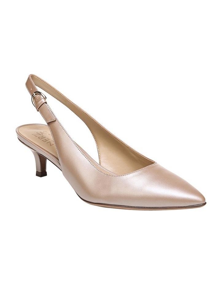 Peyton Latte Heeled Shoes image 2