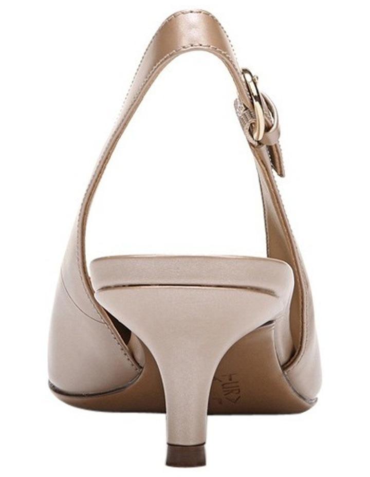 Peyton Latte Heeled Shoes image 3
