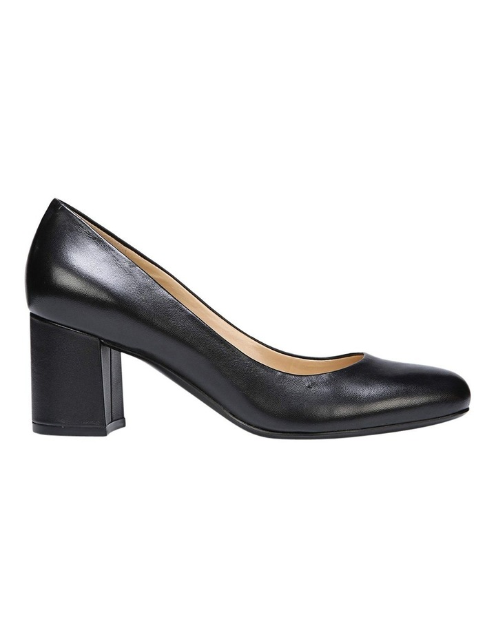 Whitney Black Heeled Shoes image 1