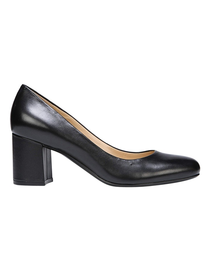 Whitney Black Heeled Shoes image 2