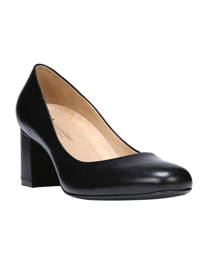 Whitney Black Heeled Shoes image 3