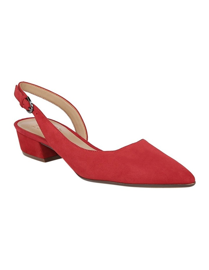 Banks Red Heeled Shoes image 2