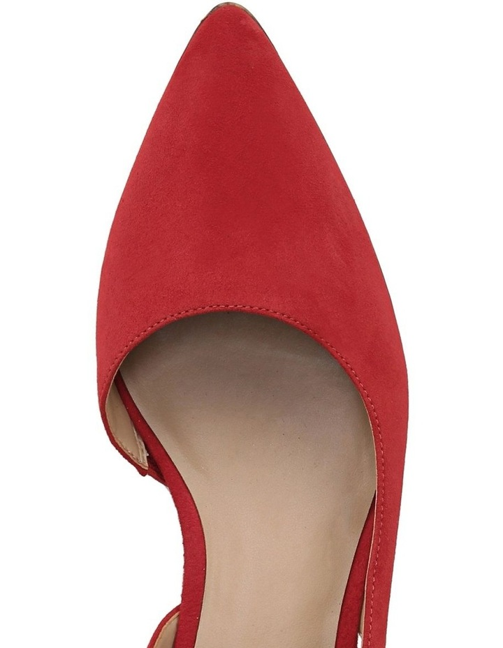 Banks Red Heeled Shoes image 7