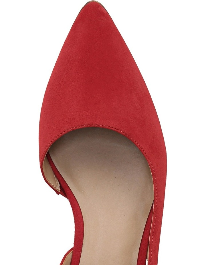 Banks Red Heeled Shoes image 4