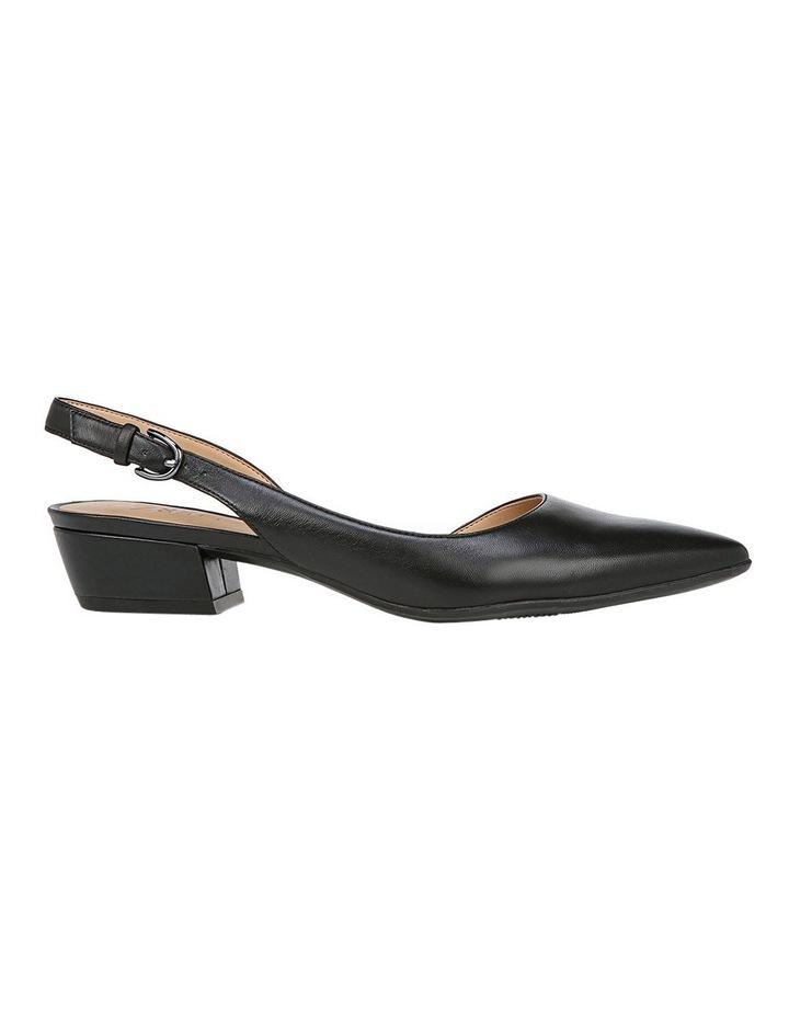 Banks Black Heeled Shoes image 1