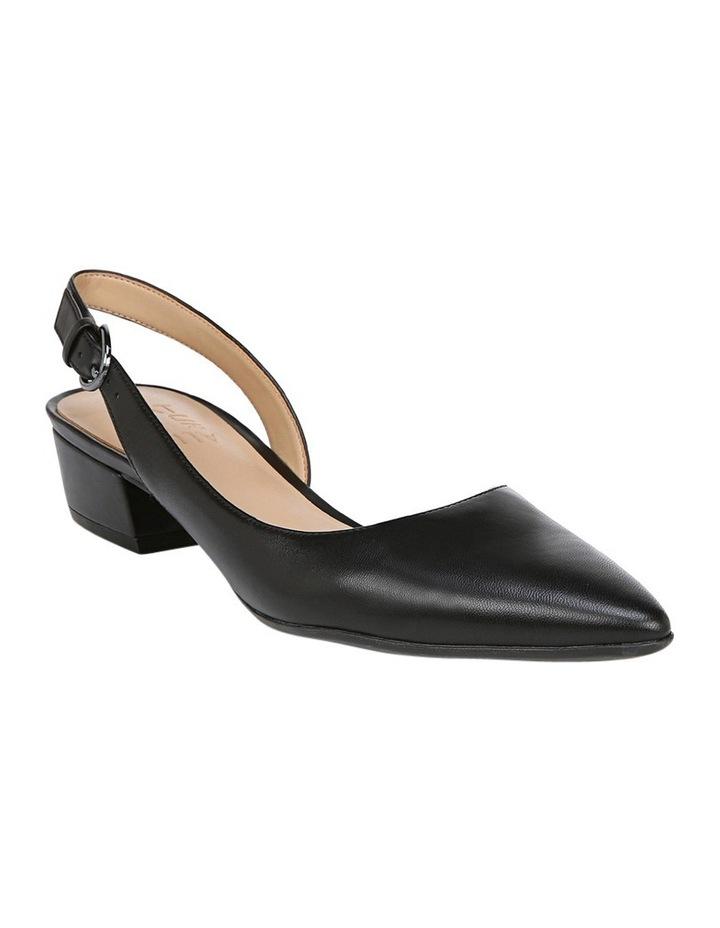 Banks Black Heeled Shoes image 4