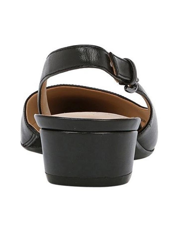 Banks Black Heeled Shoes image 5