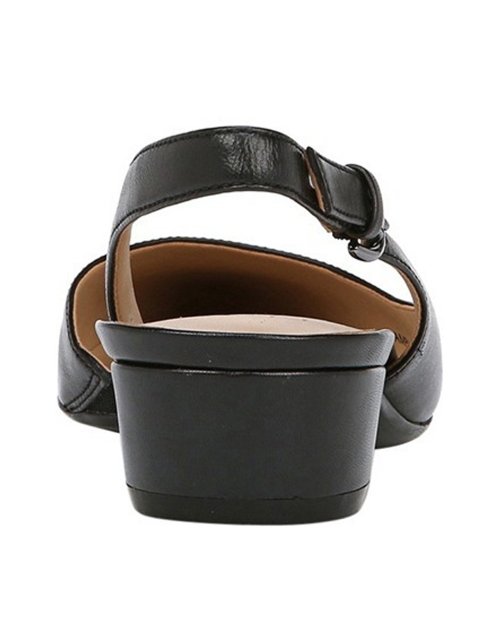 Banks Black Heeled Shoes image 6
