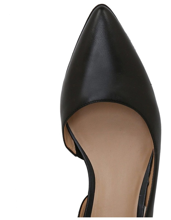 Banks Black Heeled Shoes image 7