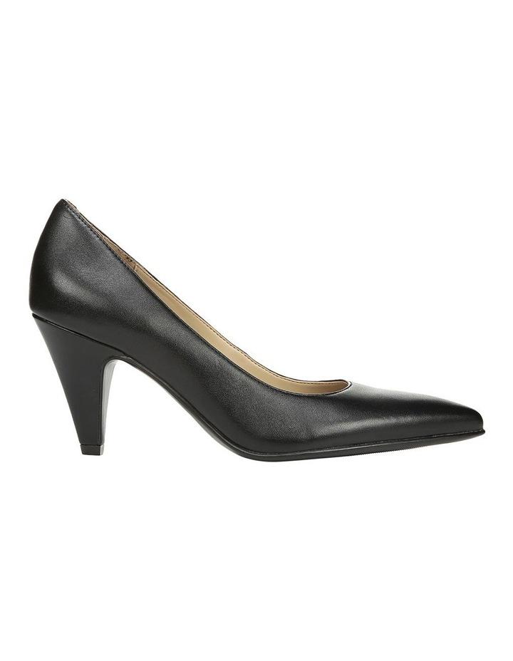Madeline Black Heeled Shoe image 1